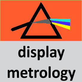 display metrology
